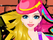 Thumbnail for Skater Girl Dress Up