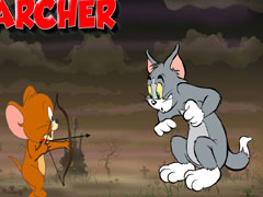 Thumbnail of Tom  Jerry skill archer