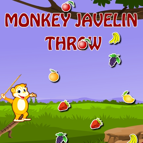 monkey javelin throw thumbnail