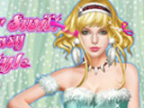 Thumbnail for Taylor Swift Fantasy Hairstyle