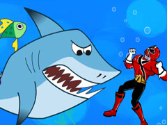 Thumbnail of  Power Rangers Ocean Adventure