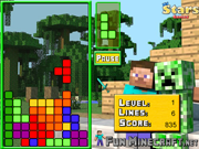 Thumbnail for Minecraft Tetris