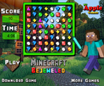 Thumbnail for Minecraft Bejeweled