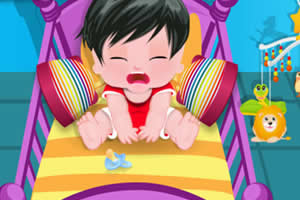 Thumbnail of Crying Baby Puzzle