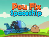 Pou Fix Spaceship thumbnail