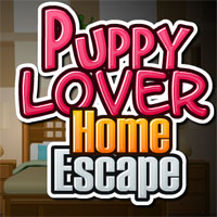Thumbnail of Puppy Lover Home Escape