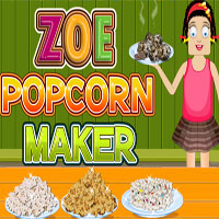 Thumbnail for Zoe Popcorn Maker
