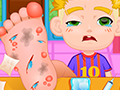 Thumbnail of Big foot doctor games