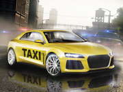 Thumbnail of New City Taxi Driver