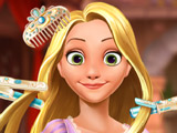 Rapunzel Princess Fantasy Hairstyle thumbnail