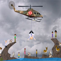 Thumbnail of Irene Hurricane Mission Rescue
