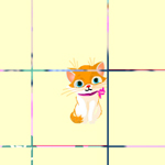 Thumbnail for  Kitty Animation Puzzle