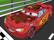 Lightning McQueen Car Wash thumbnail