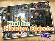 Find the Hidden Objects thumbnail