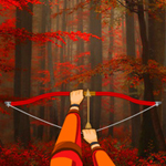 Thumbnail of Hidden Target Red Forest