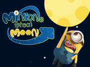 Thumbnail of Minions Steal Moon