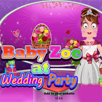 Thumbnail of Baby Zoe At Wedding Party