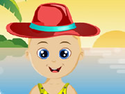 Baby Luke at Sea thumbnail