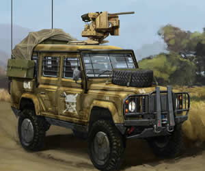 Thumbnail for Military Truck Differences