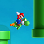 Thumbnail for Flappy Mario