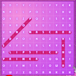 Thumbnail of Cosmetics Word Search