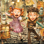 Thumbnail for  The Boxtrolls-Hidden Objects
