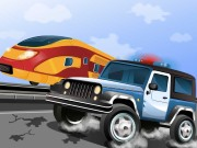 Police Train Chase thumbnail