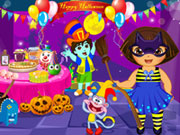 Thumbnail of Dora Halloween Prepa