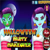Thumbnail of Halloween Party Makeover
