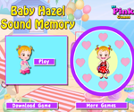 Thumbnail of Baby Hazel Sound Memory