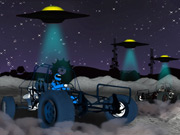 Thumbnail of Buggy Space Race