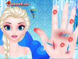 Thumbnail of Doctor Frozen Elsa Hand