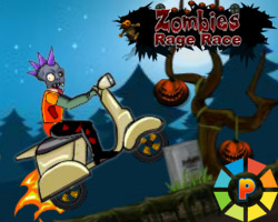 Thumbnail for Zombie Rage Race