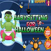Babysitting for Halloween thumbnail