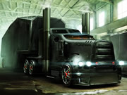 Thumbnail for Scania Truck Jigsaw