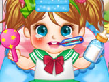 Thumbnail of Cute Baby Cold Doctor
