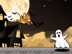 Tom And Jerry Halloween Ghost thumbnail