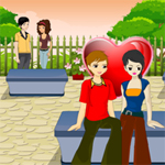 Square Park Kissing thumbnail