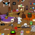 Thumbnail of Scary Halloween Room Objects