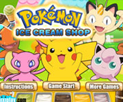 Thumbnail of Pokemon Ice Cream Shop