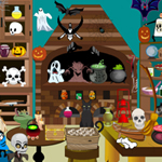 Thumbnail of Hidden Objects Spooky Halloween
