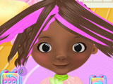 Thumbnail of Doc Mcstuffins Fantasy Hairstyle