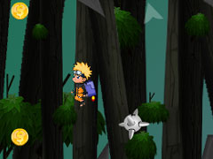 Naruto Fly In Valley thumbnail