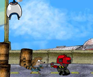 Regularshow World War thumbnail