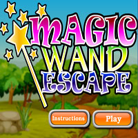 Thumbnail for Magic Wand Escape