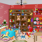 Thumbnail of Hidden Objects Kids Play Room