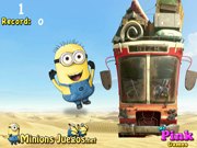 Thumbnail for Minions Kick Up
