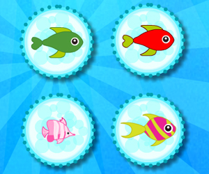 Thumbnail of Pretty Fish Matching