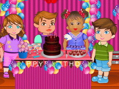 Baby Daisy Birthday Party thumbnail