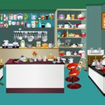 Hidden Objects-Pretty Kitchen thumbnail